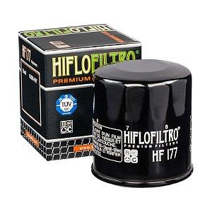 Filtro de Óleo Hiflofiltro HF-177 Buell Todas