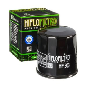 Filtro de Óleo Hiflofiltro HF-303 Kawasaki Vulcan 650