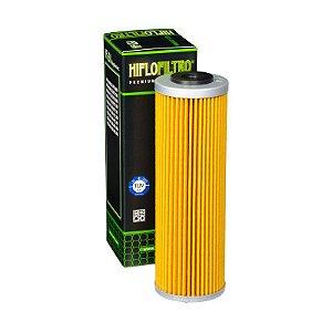 Filtro de Óleo Hiflofiltro HF-650 KTM 990 SMR SMT