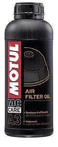 Air Filter Oil A3 - Lubrificante para filtro esportivo de Ar