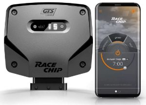 Chip De Potência Racechip Gts Black Volkswagen Golf Vii Gti 2.0
