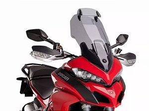 Bolha Touring com Defletor Ducati Multistrada 950 Puig