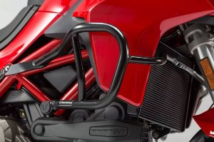 Protetor Motor Lateral Preto Ducati Multistrada 950