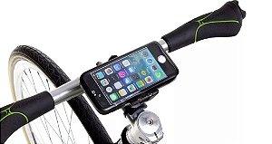 Suporte Biologic Case Celular Bike Moto Iphone 8 Plus