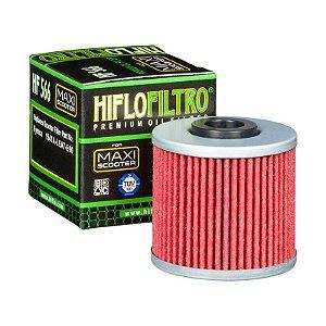 Filtro de Óleo Hiflofiltro HF-566 Kymco People