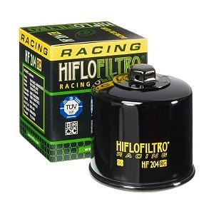 Filtro de Óleo Hiflofiltro HF-204RC Kawasaki ER-6F