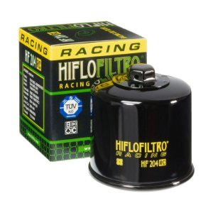 Filtro de Óleo Hiflofiltro HF-204RC Yamaha FZ1 Fazer 1000