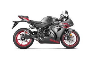 Ponteira Akrapovic Titanium MotoGP Suzuki Srad GSX-R 1000 2018 em diante