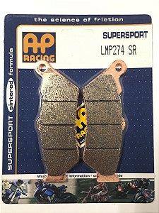 Pastilha de freio AP Racing LMP 274 SR