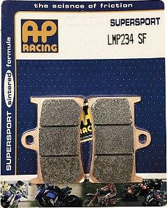 Pastilha de freio SINTERIZADA AP Racing LMP 234 SF