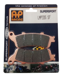 Pastilha de freio SINTERIZADA AP Racing LMP 335 SF