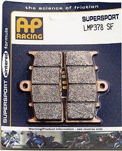 Pastilha de freio SINTERIZADA AP Racing LMP 378 SF