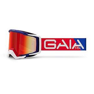 Óculos De Proteção Gaia Special Macaw Pró Moto Cross