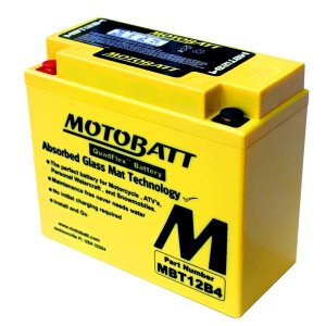 Bateria de Chumbo Motobatt Mbt12b4 Ducati 821 Hypermotard