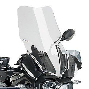Bolha Touring em Acrílico Transparente BMW F850GS Puig