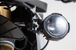 Kit de Fixação Farol Auxiliar Preto BMW F750GS SW-Motech