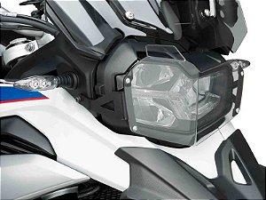 Protetor de Farol em Policarbonato Transparente BMW F750GS Puig