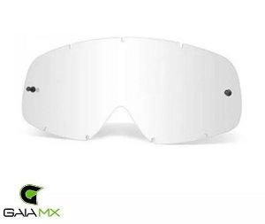 Lente Óculos Gaia Mx Anti-Embaçante Single Clear Basic Pro