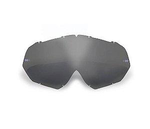 Lente Para Óculos Gaia Mx Anti-embaçante Gray Silver