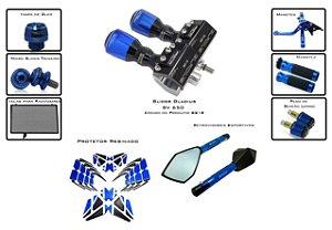 Kit De Slider Procton Racing Suzuki Gladius