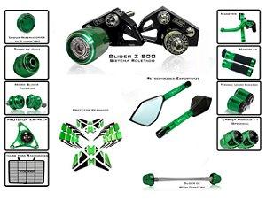 Kit Slider Procton Racing Kawasaki Z800