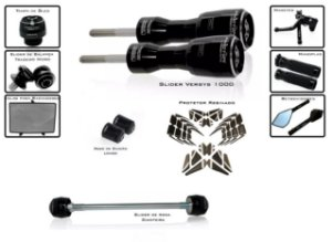 Kit Slider Procton Racing Kawasaki Versys 1000
