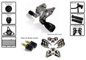 Kit Slider Procton Racing Yamaha XJ6F