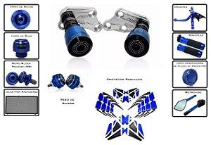 Kit Slider Procton Racing Yamaha MT-03