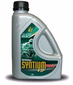 Petronas Syntium Moto 10w40 4sp 4t Óleo De Motor Sintético