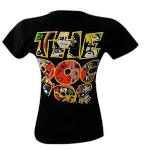 Camiseta Feminina The Doctor Valentino Rossi 46