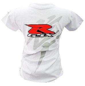 Camiseta Feminina Suzuki GSX-R Srad