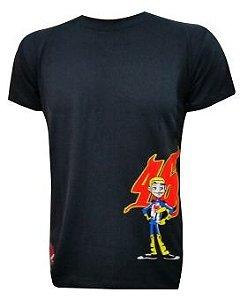 Camiseta Powered The Doctor Valentino Rossi Moto GP VR46