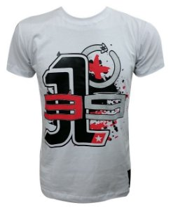 Camiseta Powered Jorge Lorenzo 99 Motogp Moto GP