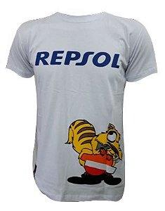 Camiseta Powered Honda Repsol Pedrosa Marc Moto GP
