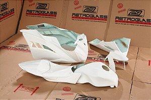 Kit de Carenagem em Fibra para Corrida - Kawasaki Ninja 300R