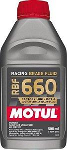 Fluído de Freio Motul RBF 660 - 500ml