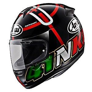 Capacete Arai Helmet Axces 2 Haga Monza Black