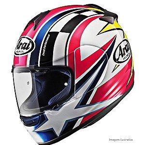 Capacete Arai Helmet Axces 2 Schwantz