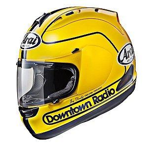 Capacete Arai Helmet Rx-7 Gp Joey Dunlop Isle of Man TT