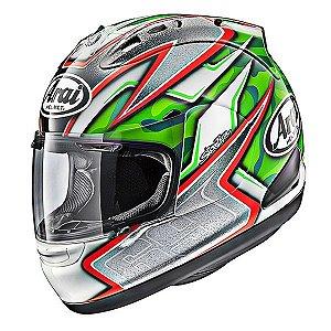 Capacete Arai Helmet Rx-7 Gp Nicky Hayden 69 Pro