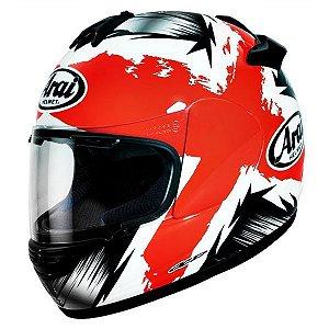 Capacete Arai Helmet Chaser Marker Red