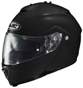 Capacete Hjc Is-Max II Black Robocop