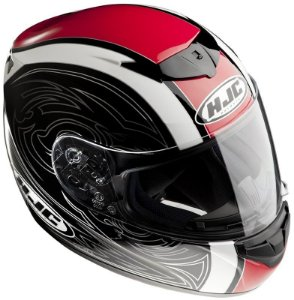Capacete Hjc CL-ST Guardian Red