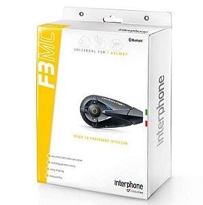 Intercomunicador Unitário Interphone F3mc