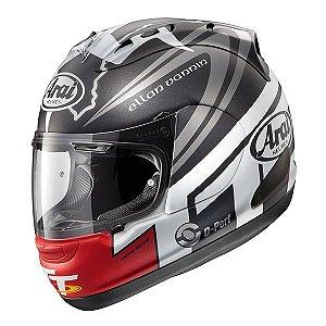 Capacete Arai Helmet Rx-7 Gp Isle of Man 2014 TT