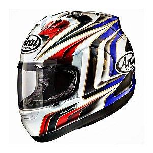 Capacete Arai Helmet Rx-7 Gp Aoyama Trico