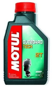Óleo de Motor Motul Outboard Tech 2t