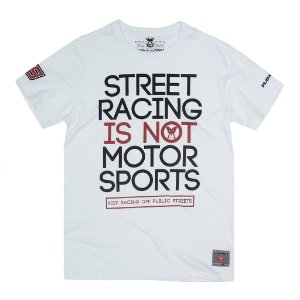 Camiseta No Street Racing