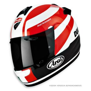 Capacete Arai Helmet Chaser 2 Ducati Corse SBK