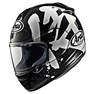 Capacete Arai Helmet Chaser Samurai Black Preto